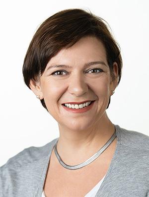 Christina Mittendorfer Portrait